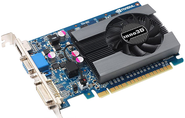Inno3D PCI-Ex GeForce GT 730 2048MB DDR3